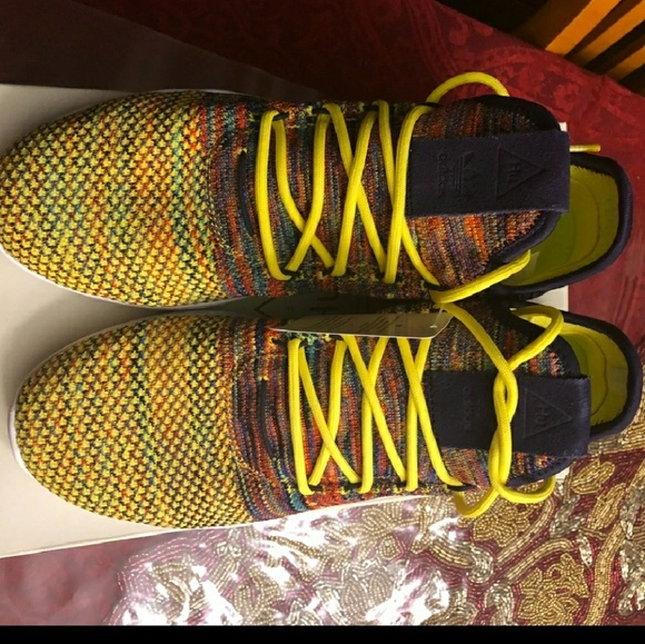 Adidas PHARRELL WILLIAMS HU SHOE BY 2673 Boutique